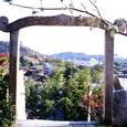 西願寺の門